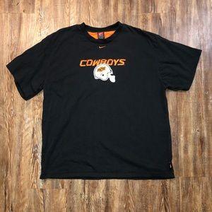 Oklahoma state football T-shirt